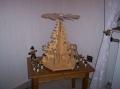Laubsägearbeiten: Bild zum Thema Pyramiden | Bild: Pyramide006.jpg