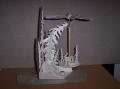 Laubsägearbeiten: Bild zum Thema Pyramiden | Bild: Pyramide008.jpg