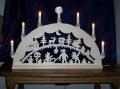 Laubsägearbeiten: Bild zum Thema Schwibbögen | Bild: Schwibbogen009.jpg