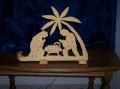 Laubsägearbeiten: Bild zum Thema Tischleuchter | Bild: Leuchter015.jpg